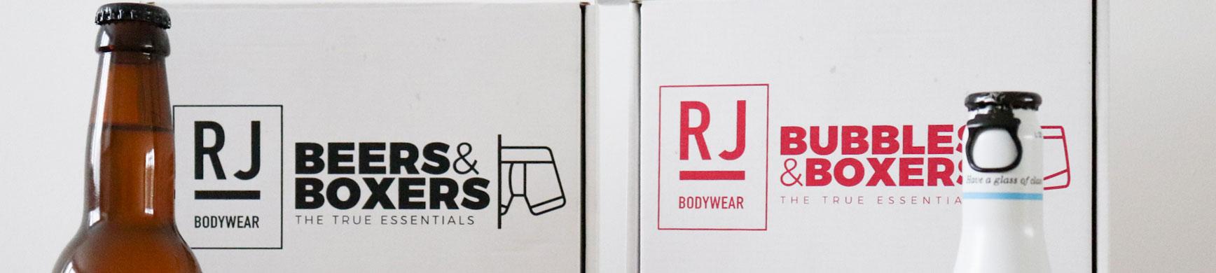 RJ Beers, Bubbels & Boxers