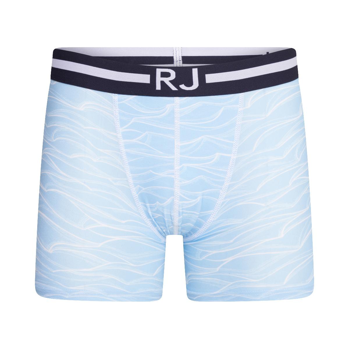 RJ Pure Fashion Heren Boxershort Sea L