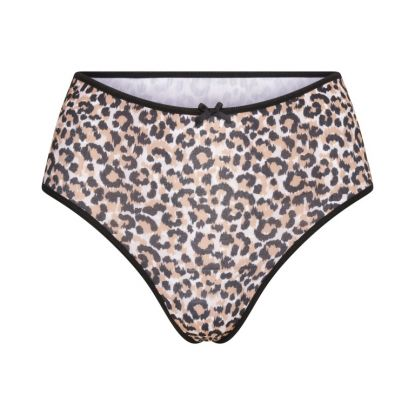 RJ Pure Color Dames Maxi String Cheetah